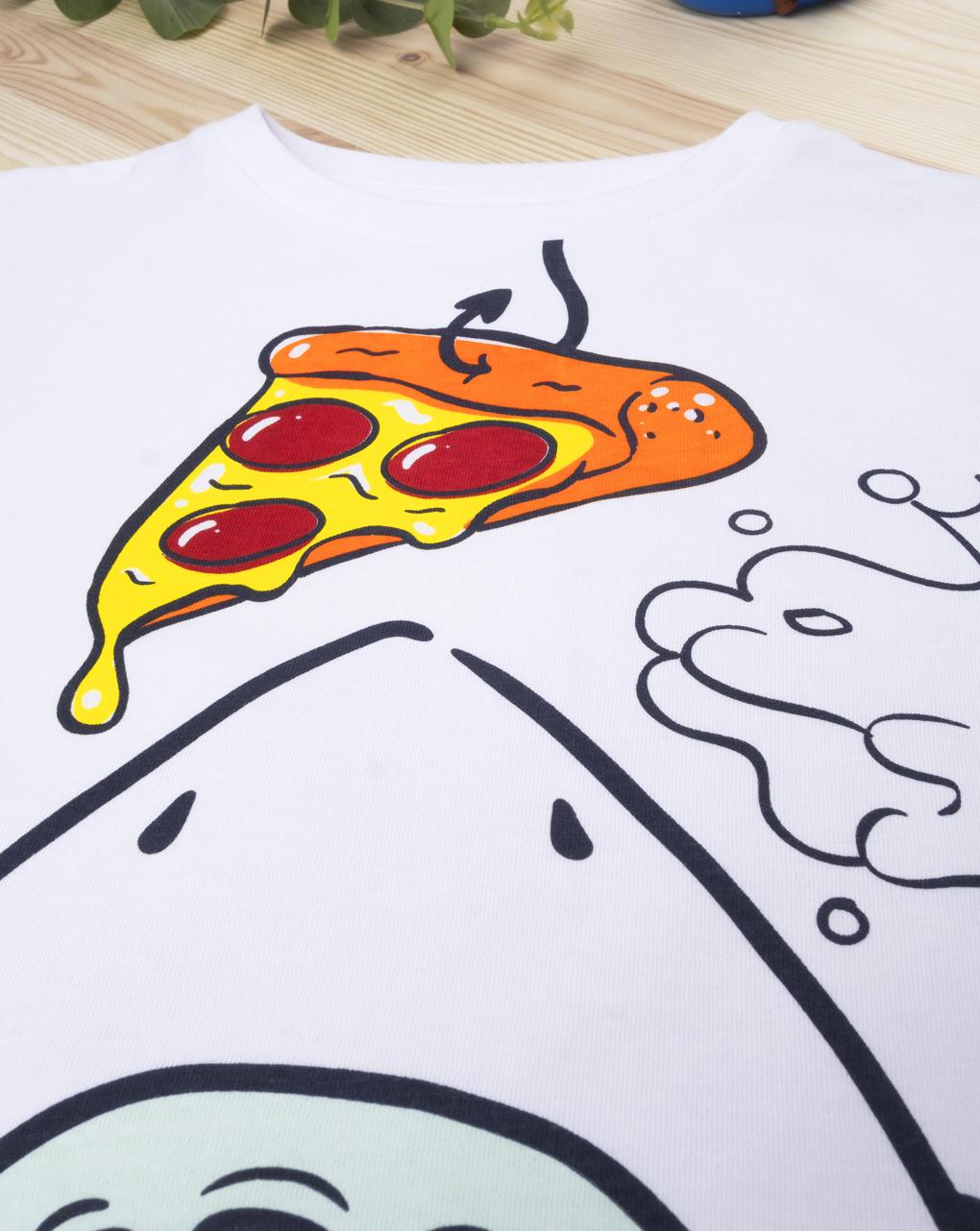"""T-shirt boy """"hungry"""" - Prénatal"""