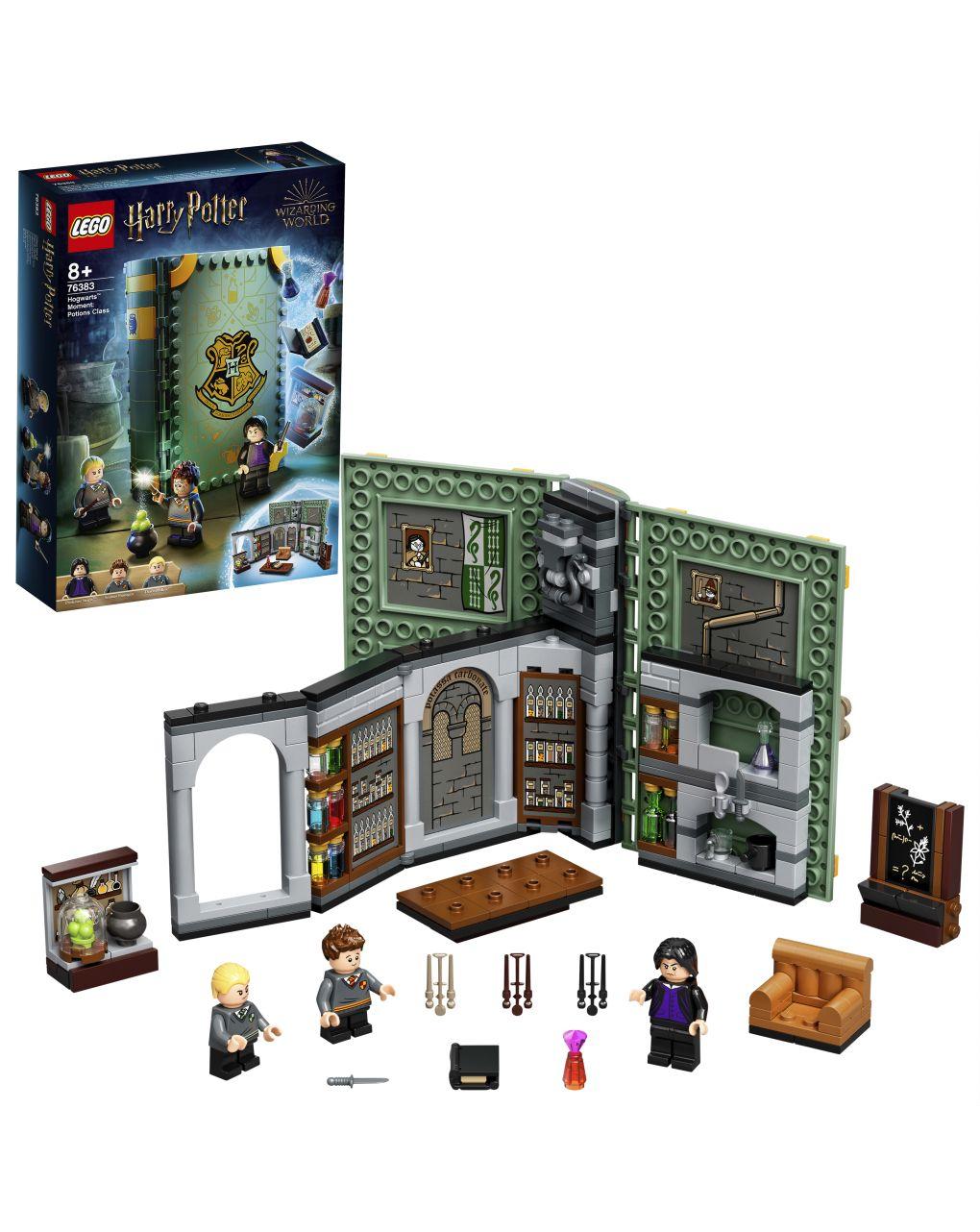 Lego harry potter tm - lezione di pozioni a hogwarts™ - 76383 - LEGO