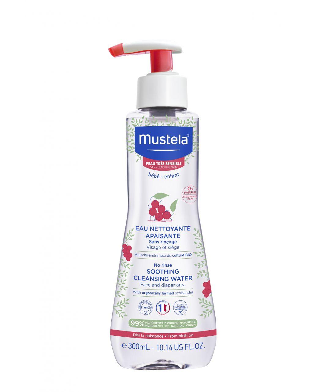 Fluido detergente s/r 300ml - Mustela