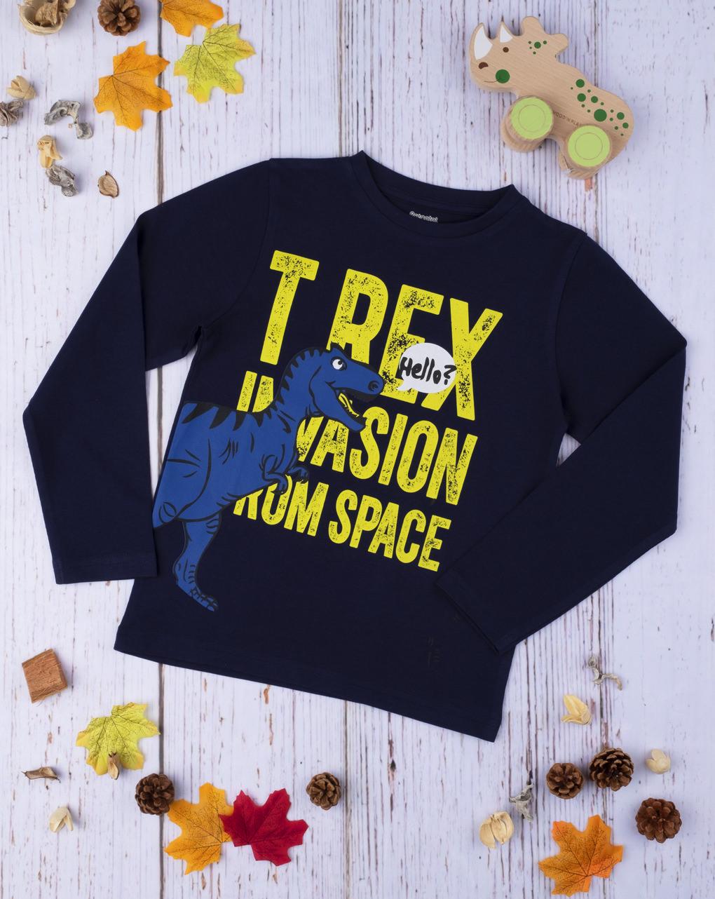 """T-shirt boy """"t-rex"""" - Prénatal"""