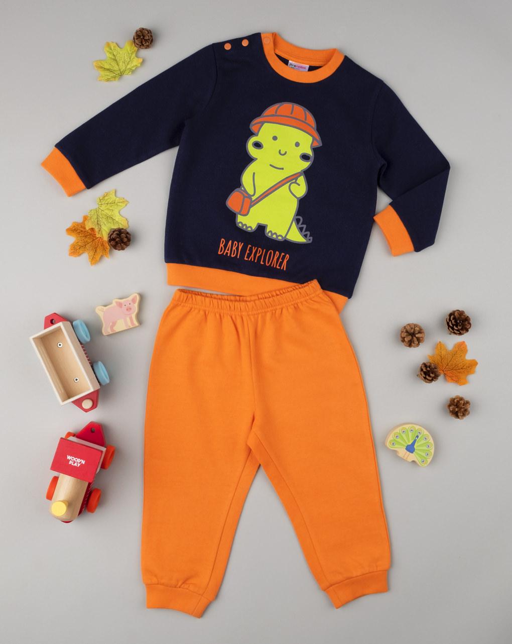 """Pigiama boy """"baby explorer"""" - Prénatal"""