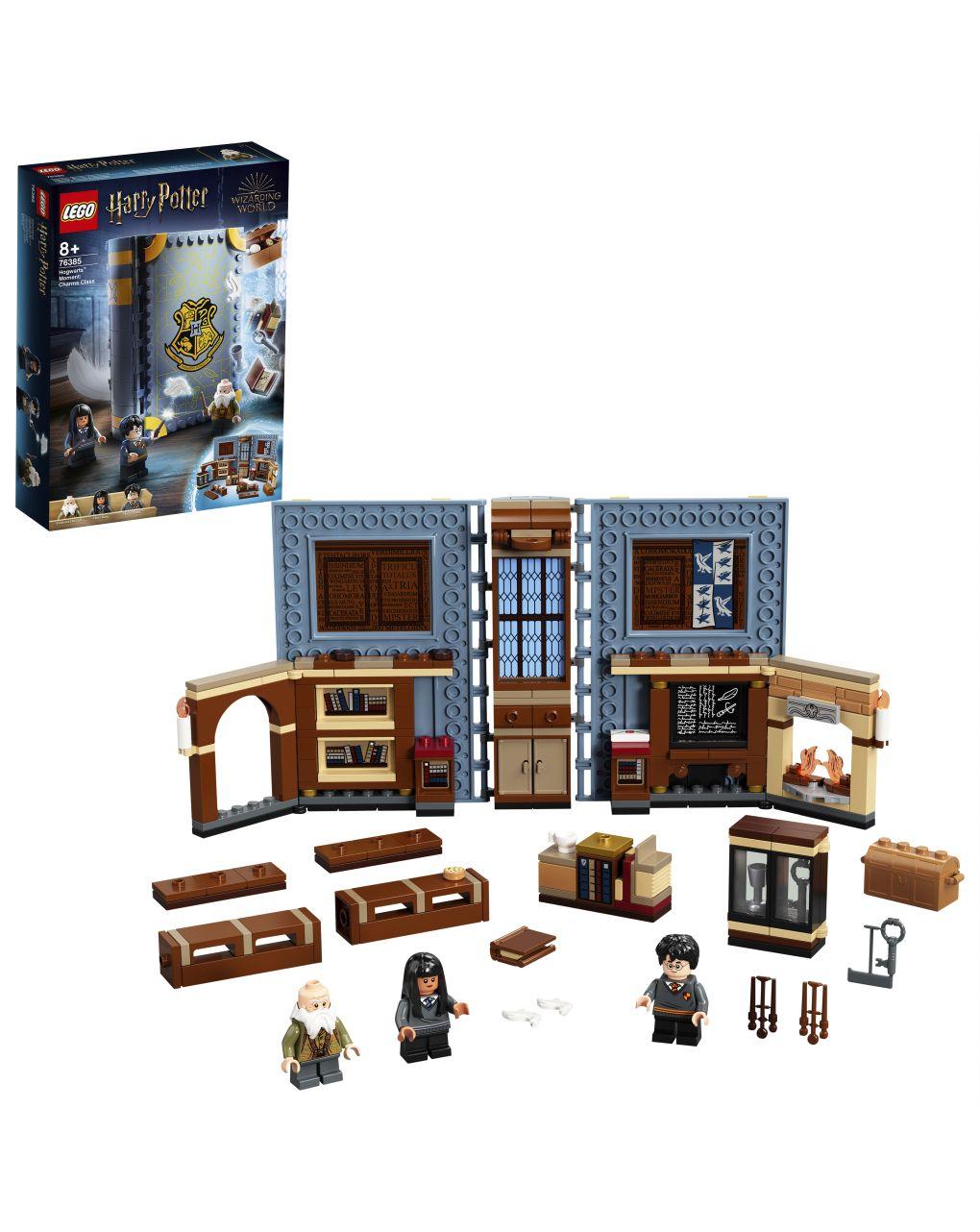 Lego harry potter tm - lezione di incantesimi a hogwarts™ - 76385 - LEGO