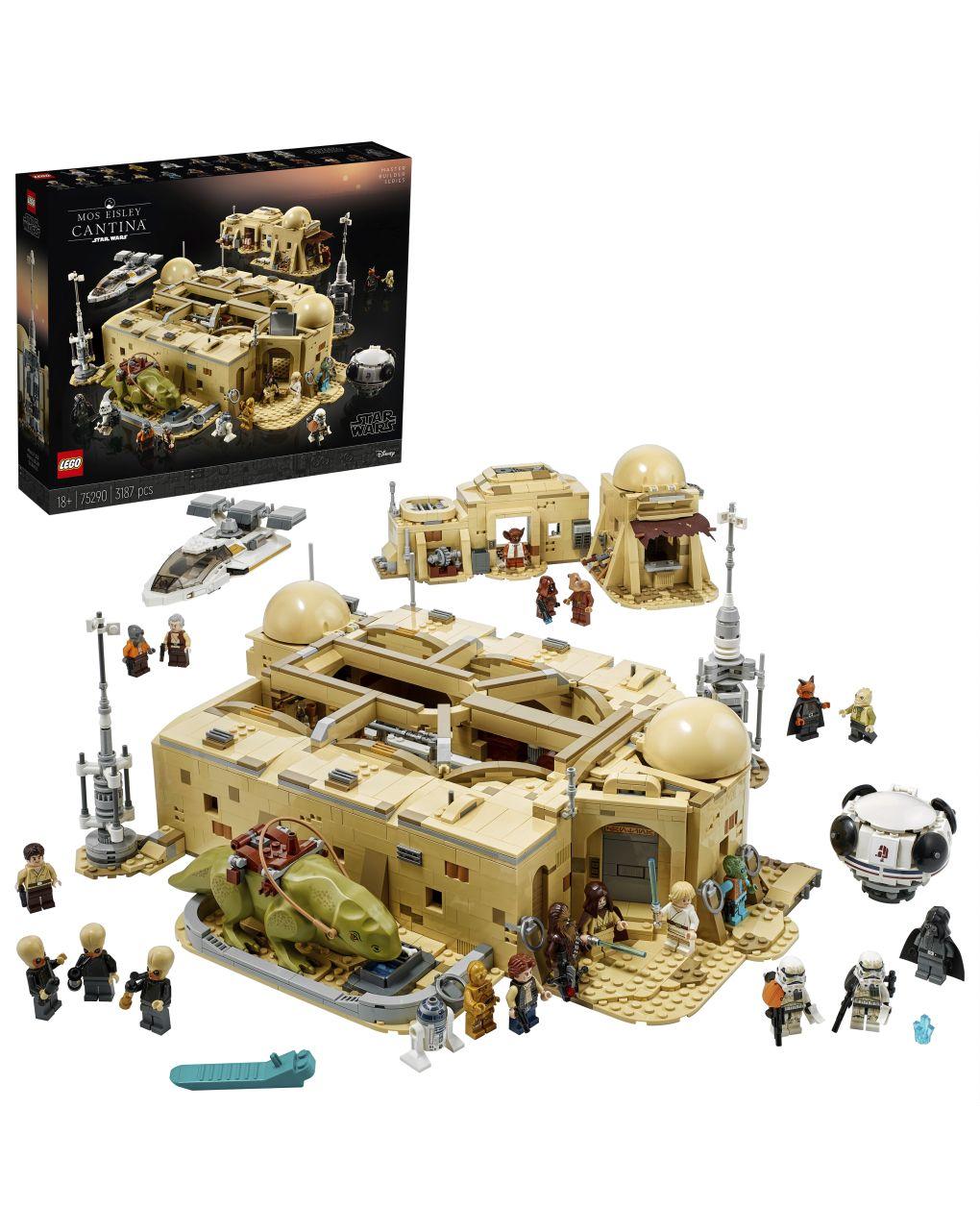 Lego star wars tm - taverna mos eisley™ - 75290 - LEGO