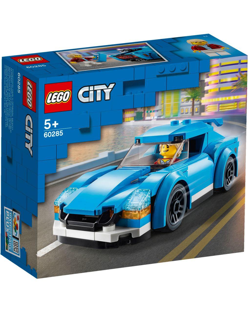 Lego city great vehicles - auto sportiva - 60285 - LEGO