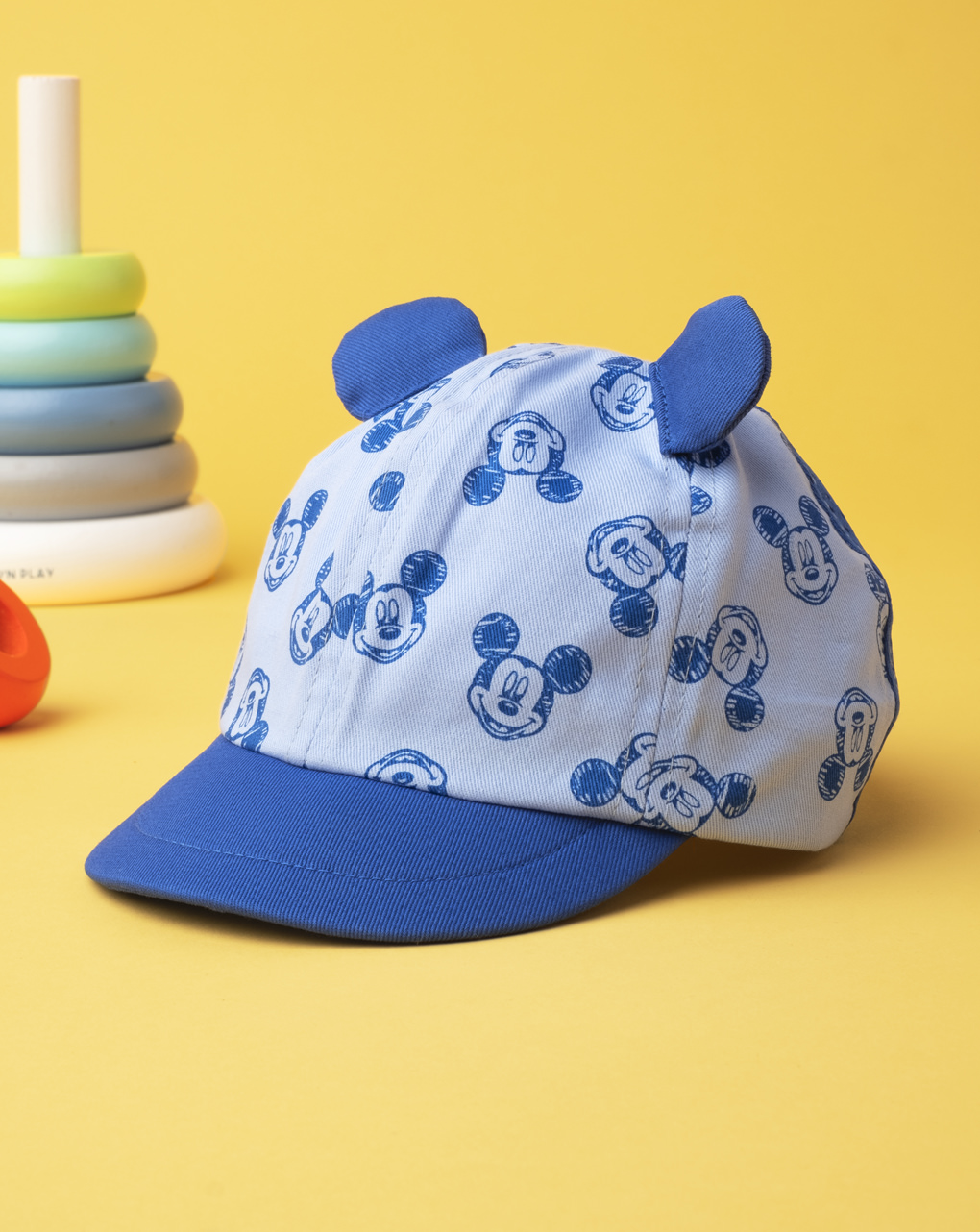 "Cappello baseball boy ""mickey mouse"" - Prénatal"