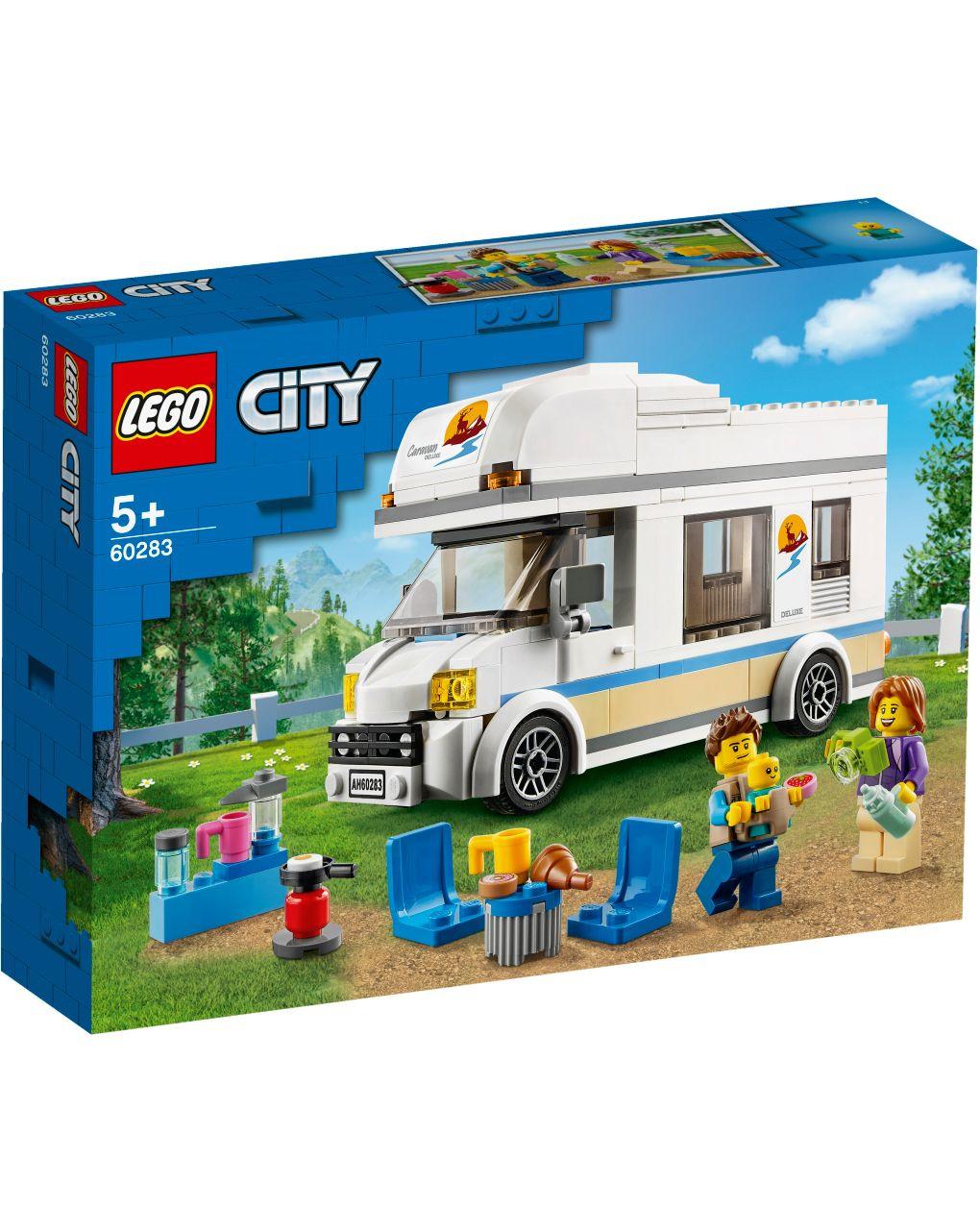 Lego city great vehicles - camper delle vacanze - 60283 - LEGO