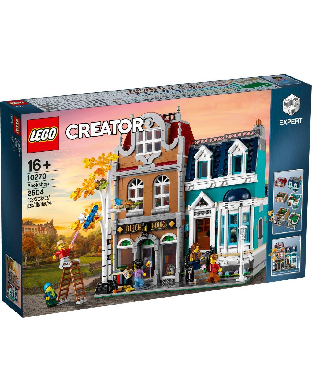 Lego creator expert - libreria - 10270 - LEGO