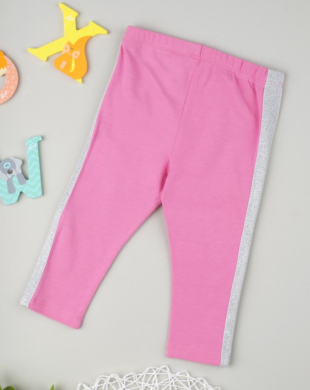 Leggings girl pink - Prénatal