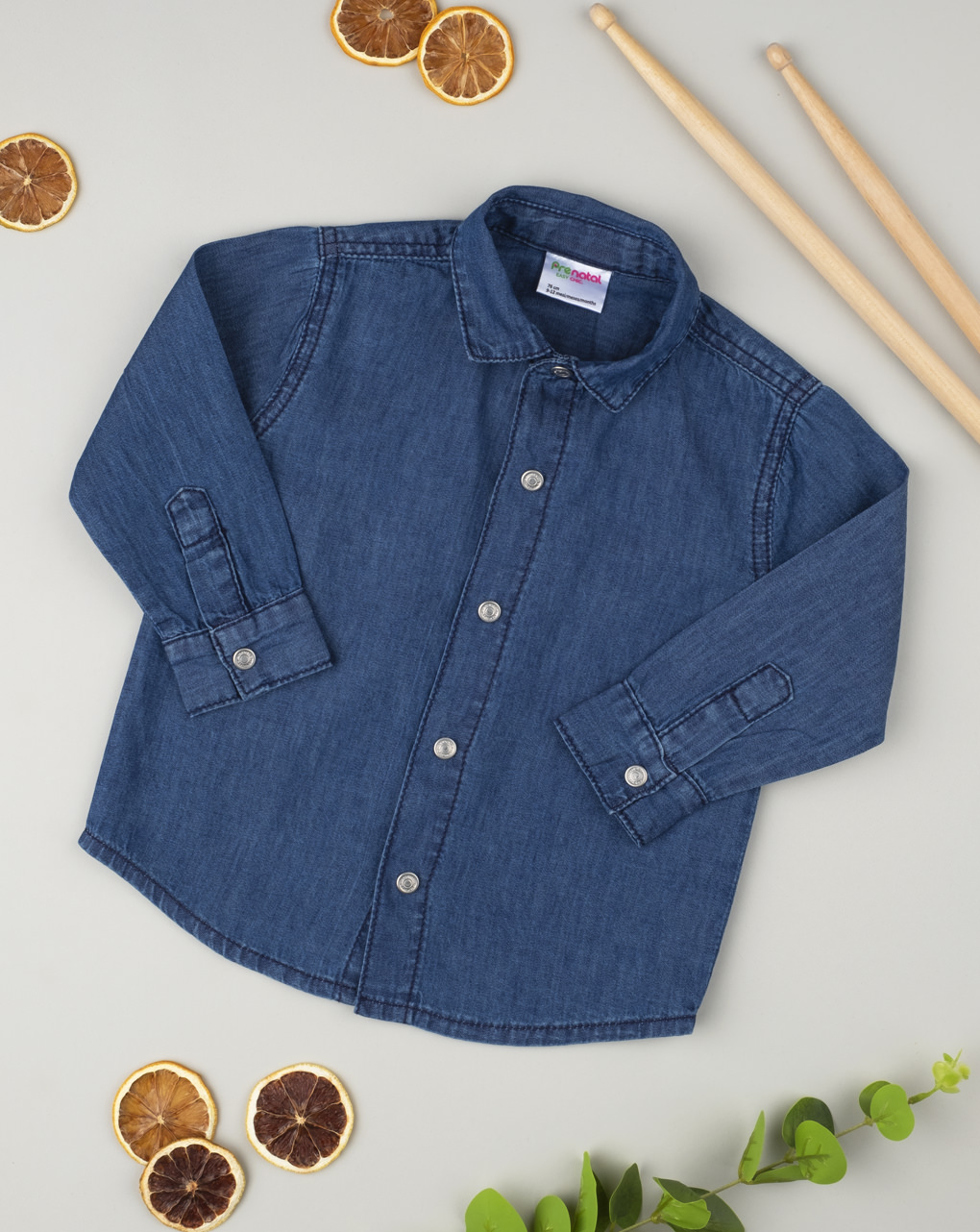 Camicia di jeans boy - Prénatal