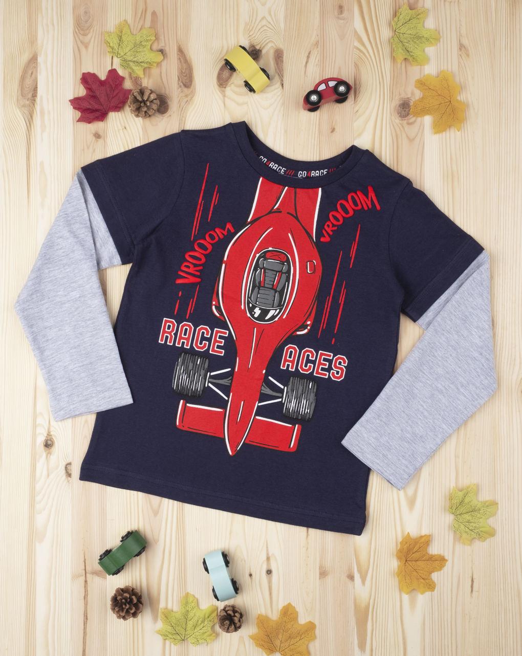 """T-shirt boy """"race aces"""" - Prénatal"""