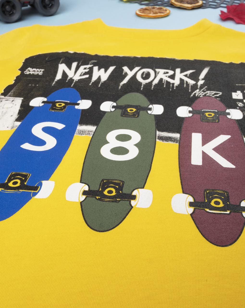 "T-shirt boy ""new york"" - Prénatal"