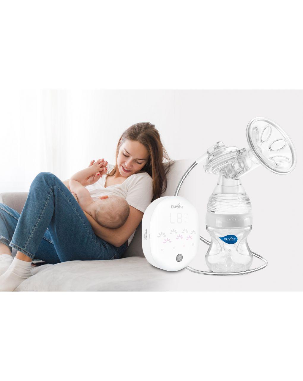 Tiralatte elettrico a 3 fasi - materno smart 1287m - Nuvita