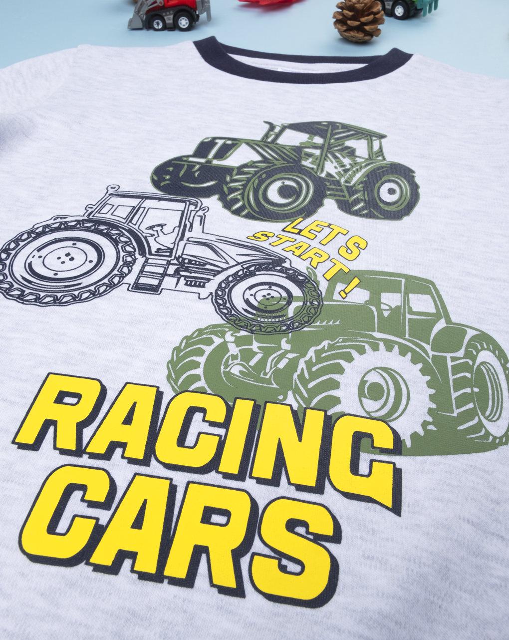 """Pigiama kid boy """"racing cars"""" - Prénatal"""