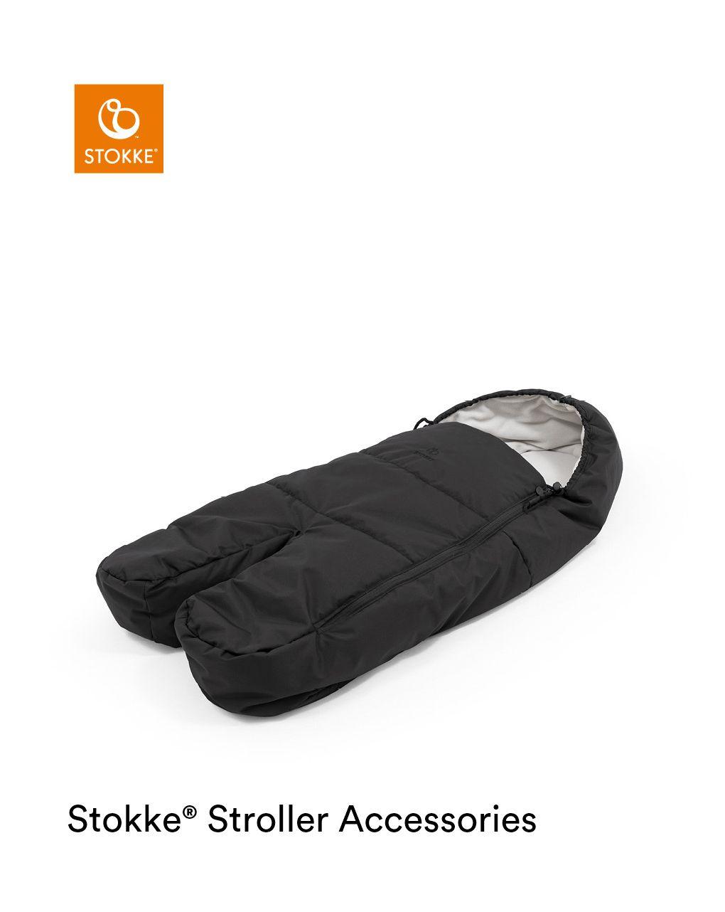 Sacco coprigambe stokke® xplory® x caldo, comodo e con spazio per muoversi - Stokke