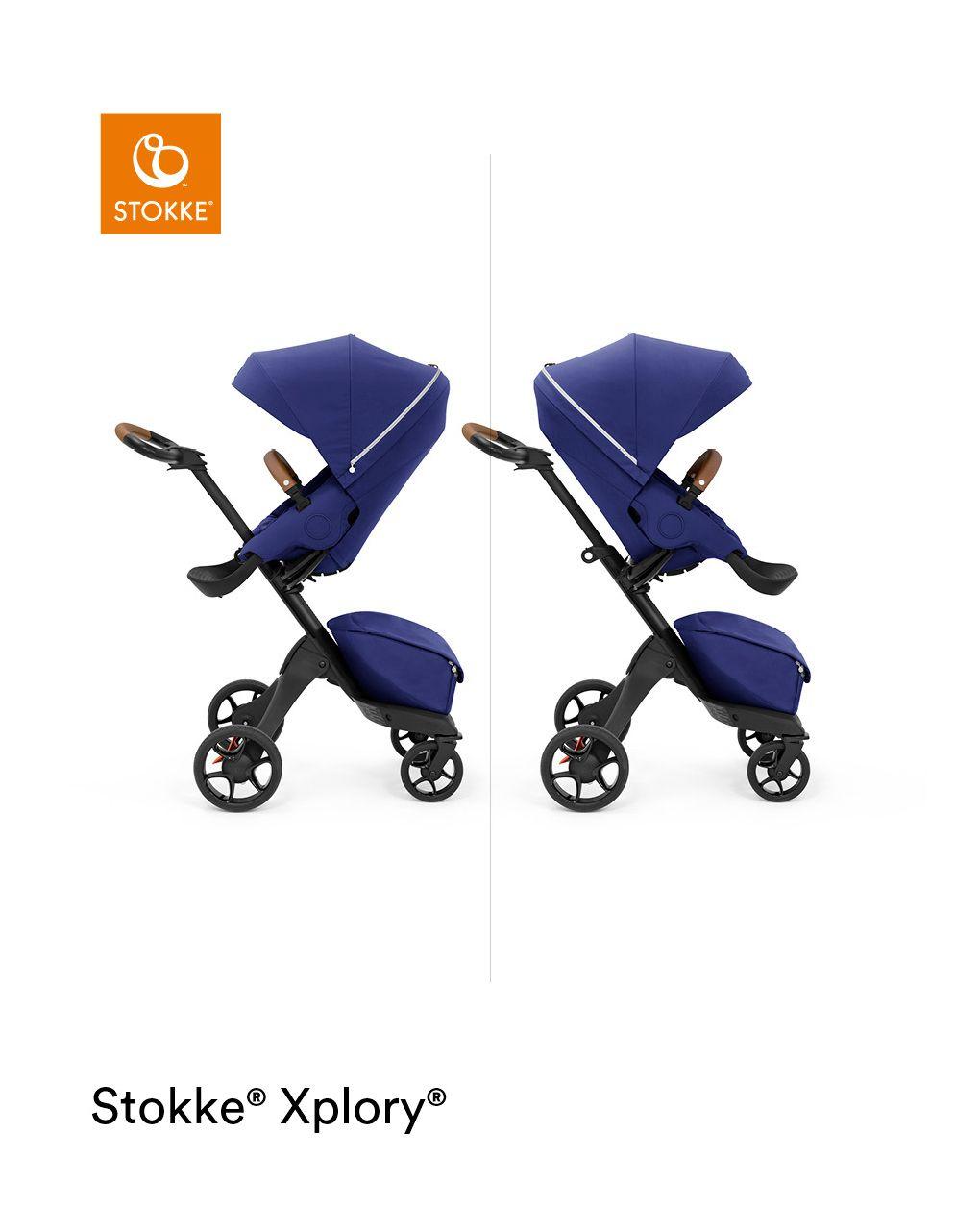 Stokke®  xplory® x design unico per avvicinarti al tuo bambino - Stokke
