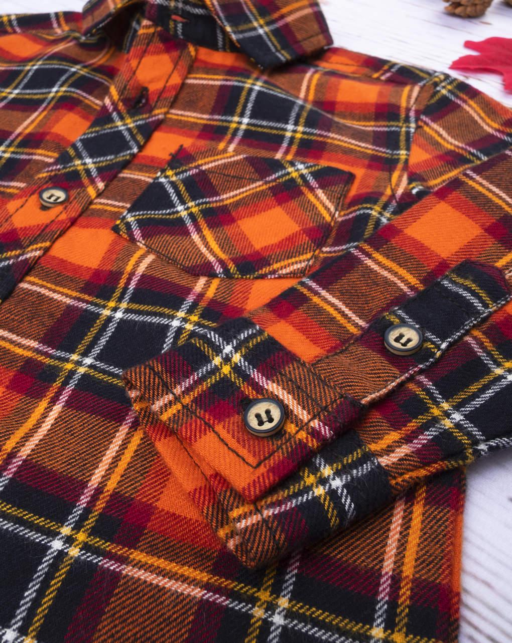 Camicia scozzese baby boy - Prénatal