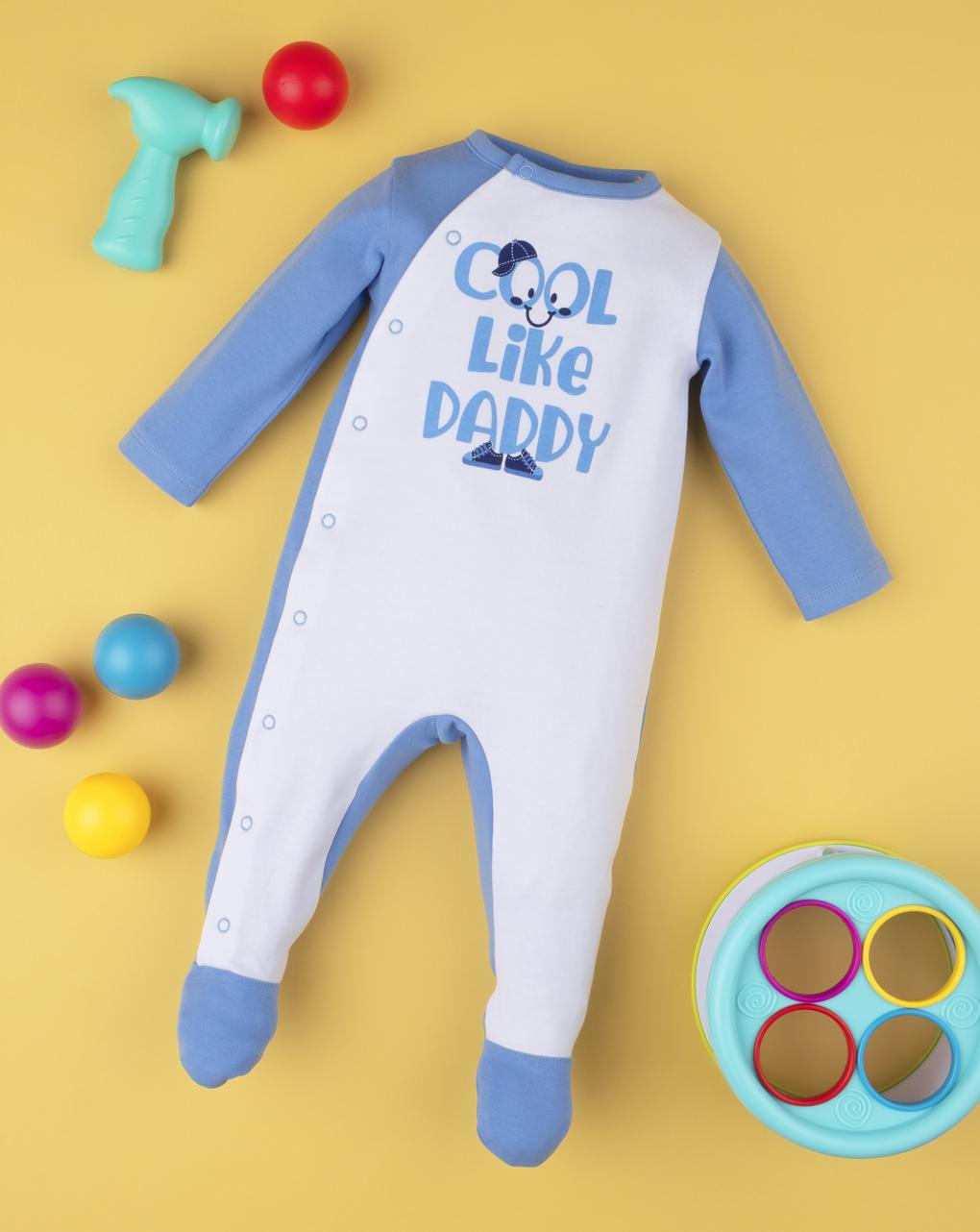 "Tutina boy ""cool like daddy"" - Prénatal"