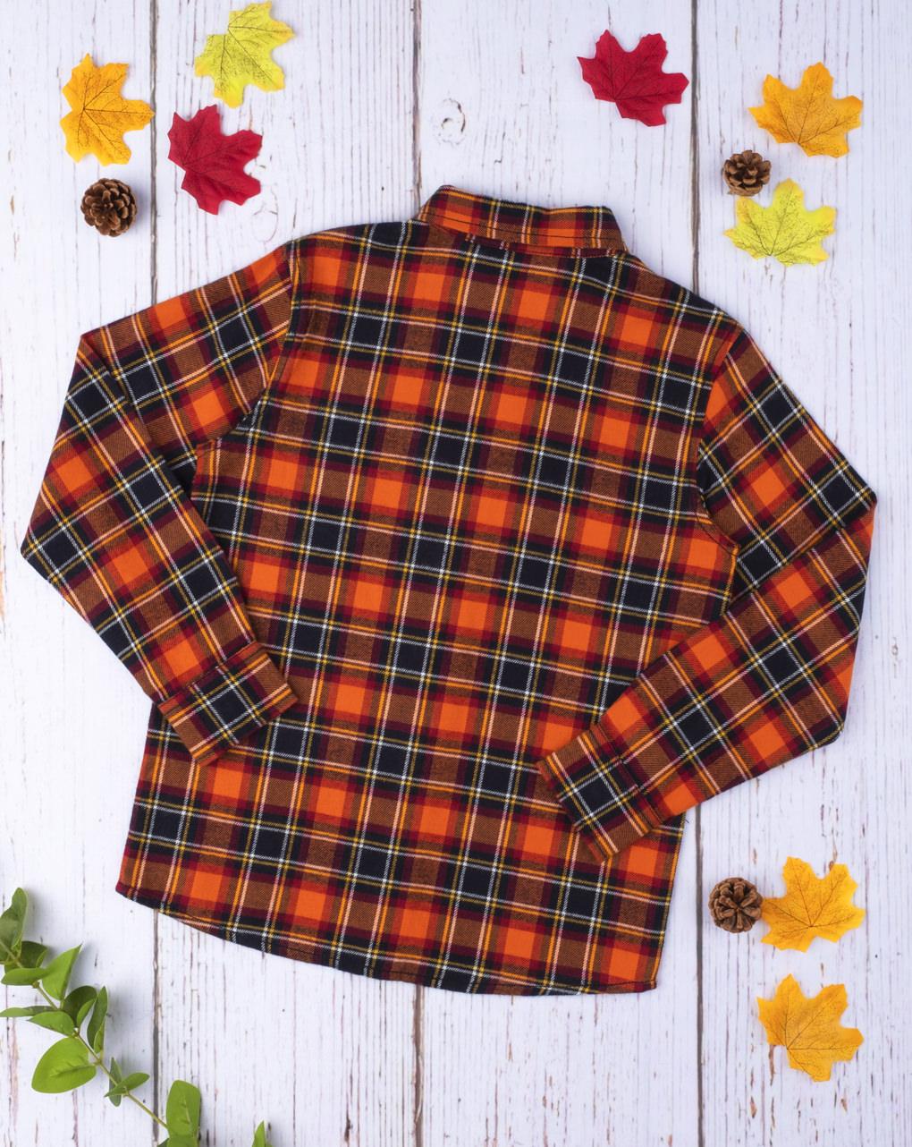 Camicia scozzese kid boy - Prénatal