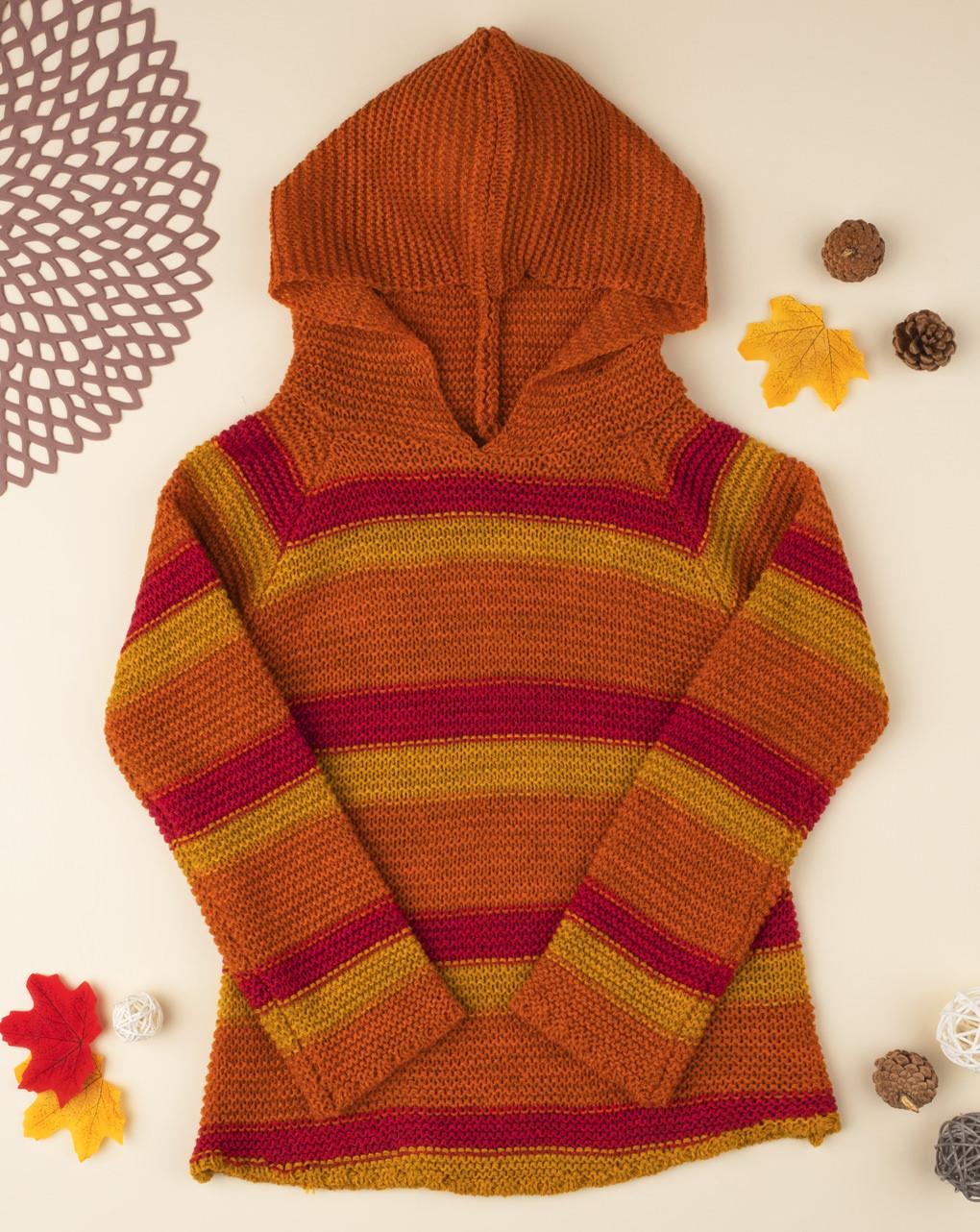Maglia tricot girl sfumata - Prénatal