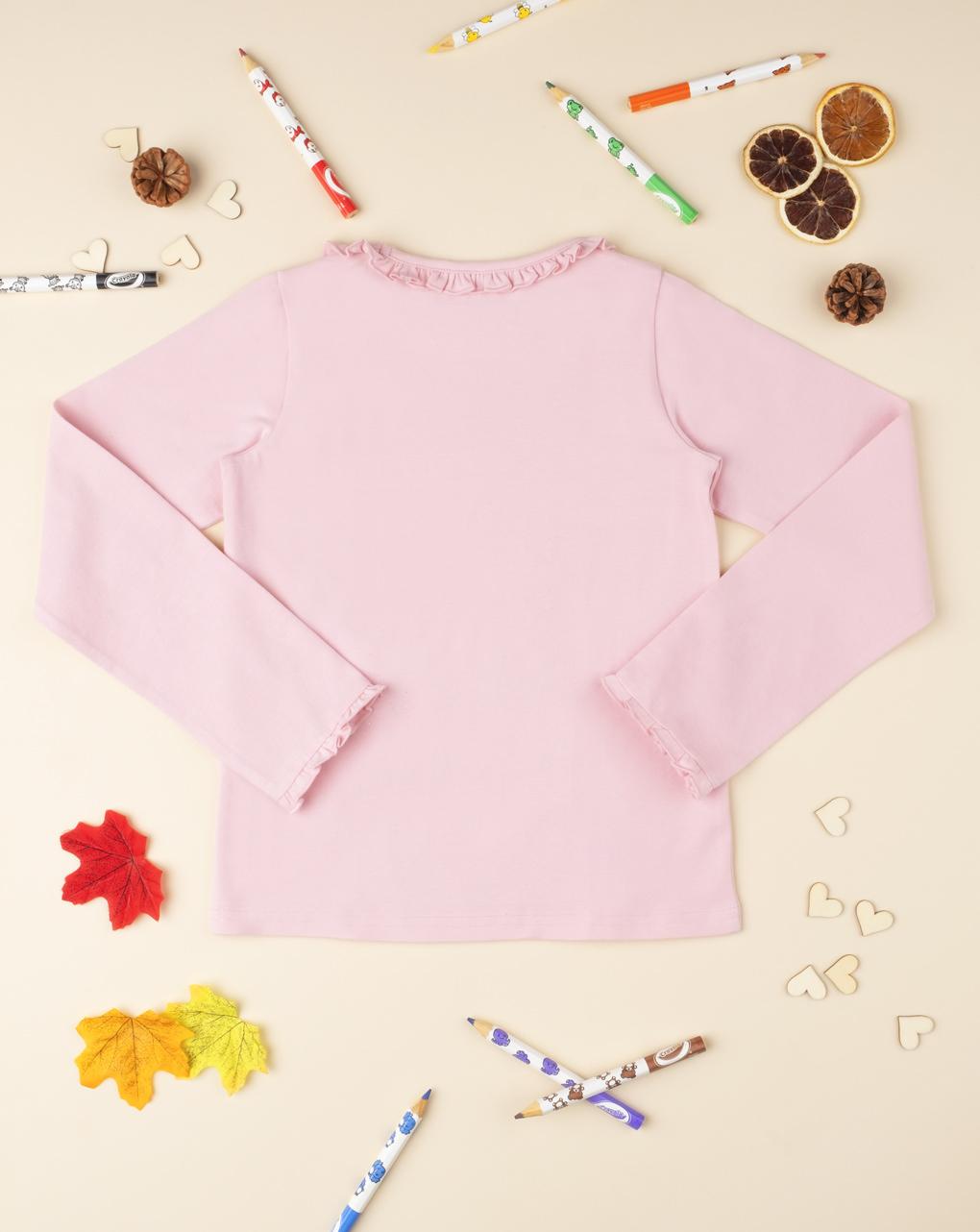 "T-shirt girl ""cagnolino"" - Prénatal"