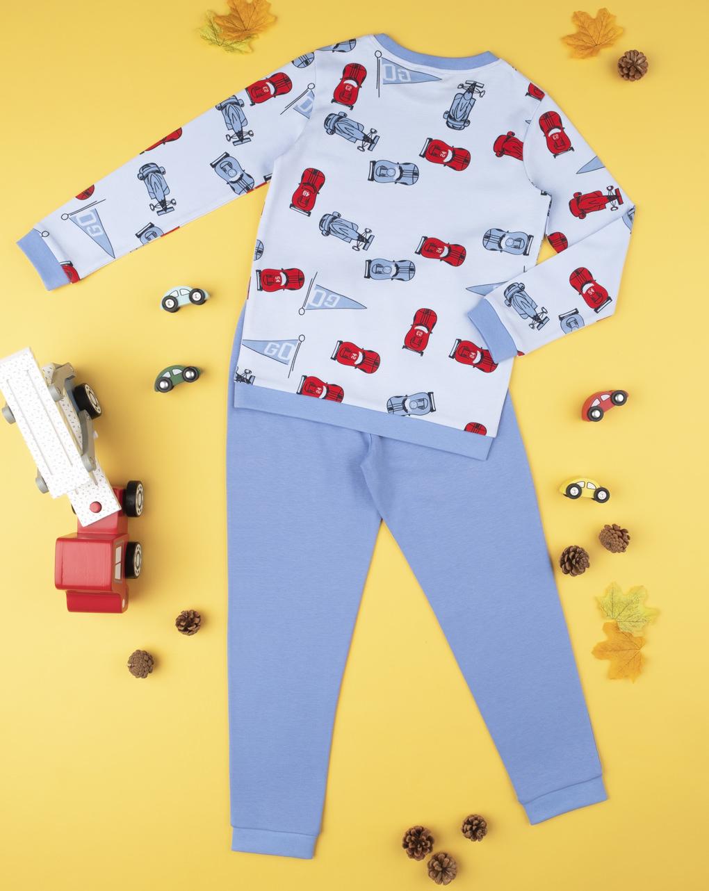 """Completo pigiama boy """"formula uno"""" - Prénatal"""