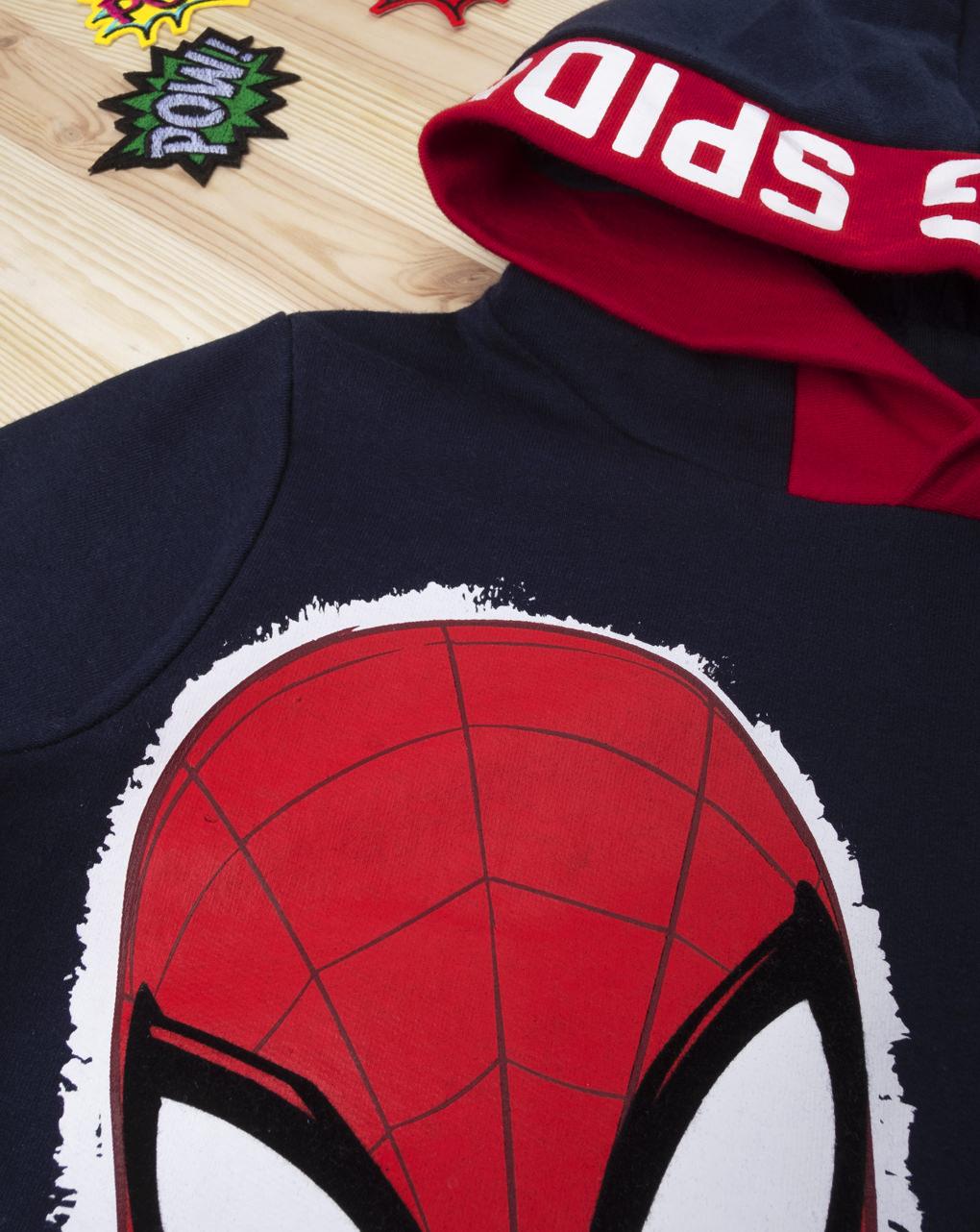 "Felpa boy ""spiderman"" - Prénatal"