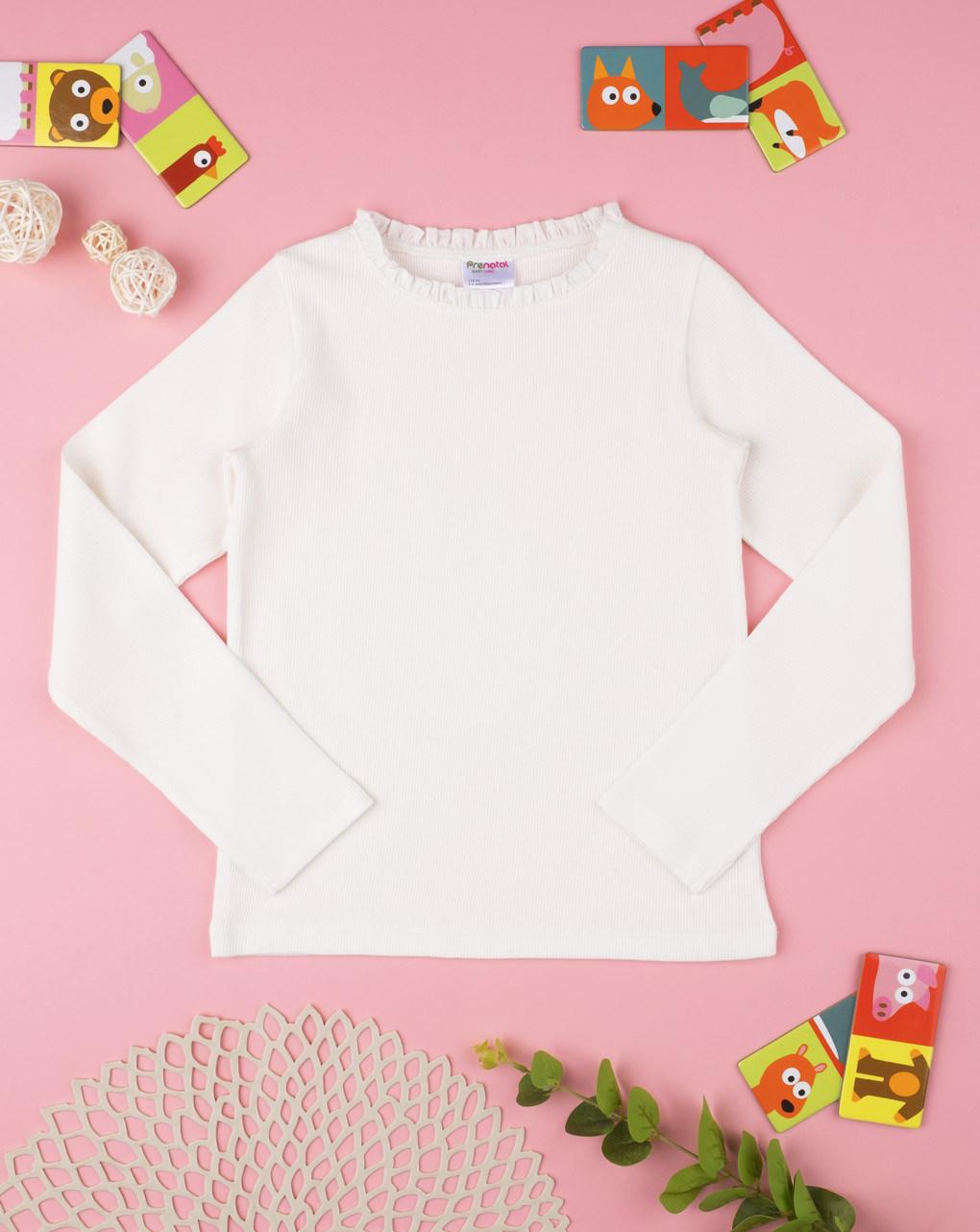 T-shirt costina girl white - Prénatal