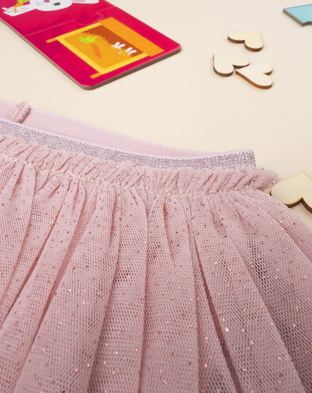 Leggings con gonna pink baby - Prénatal