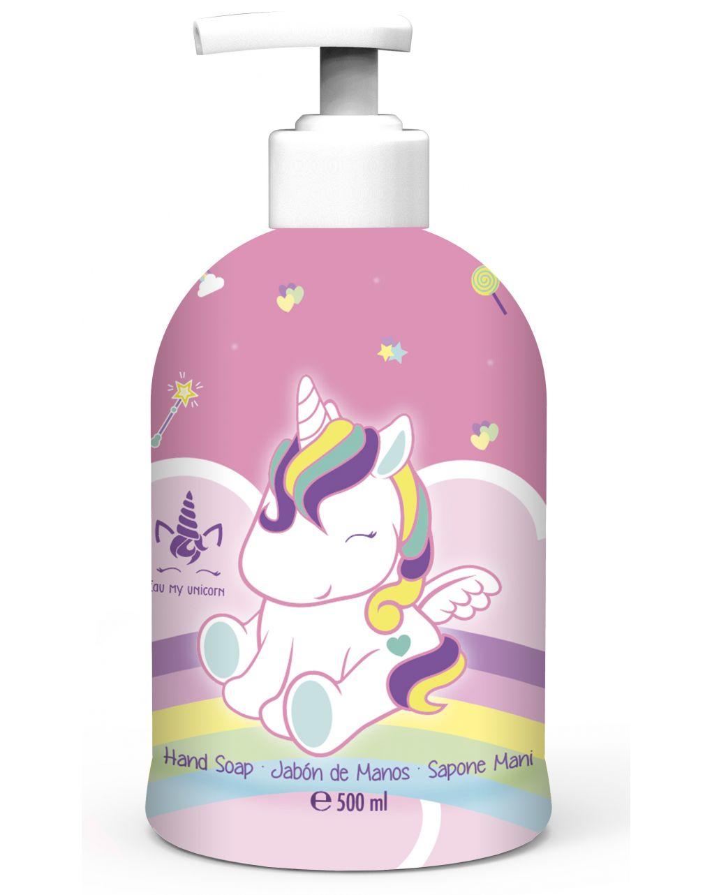 Air-val eau my unicorn sapone mani 500ml - Eau my unicorn