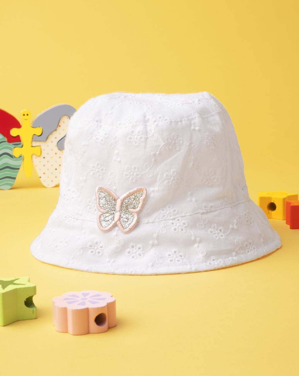 "Cappello girl ""butterfly"" - Prénatal"