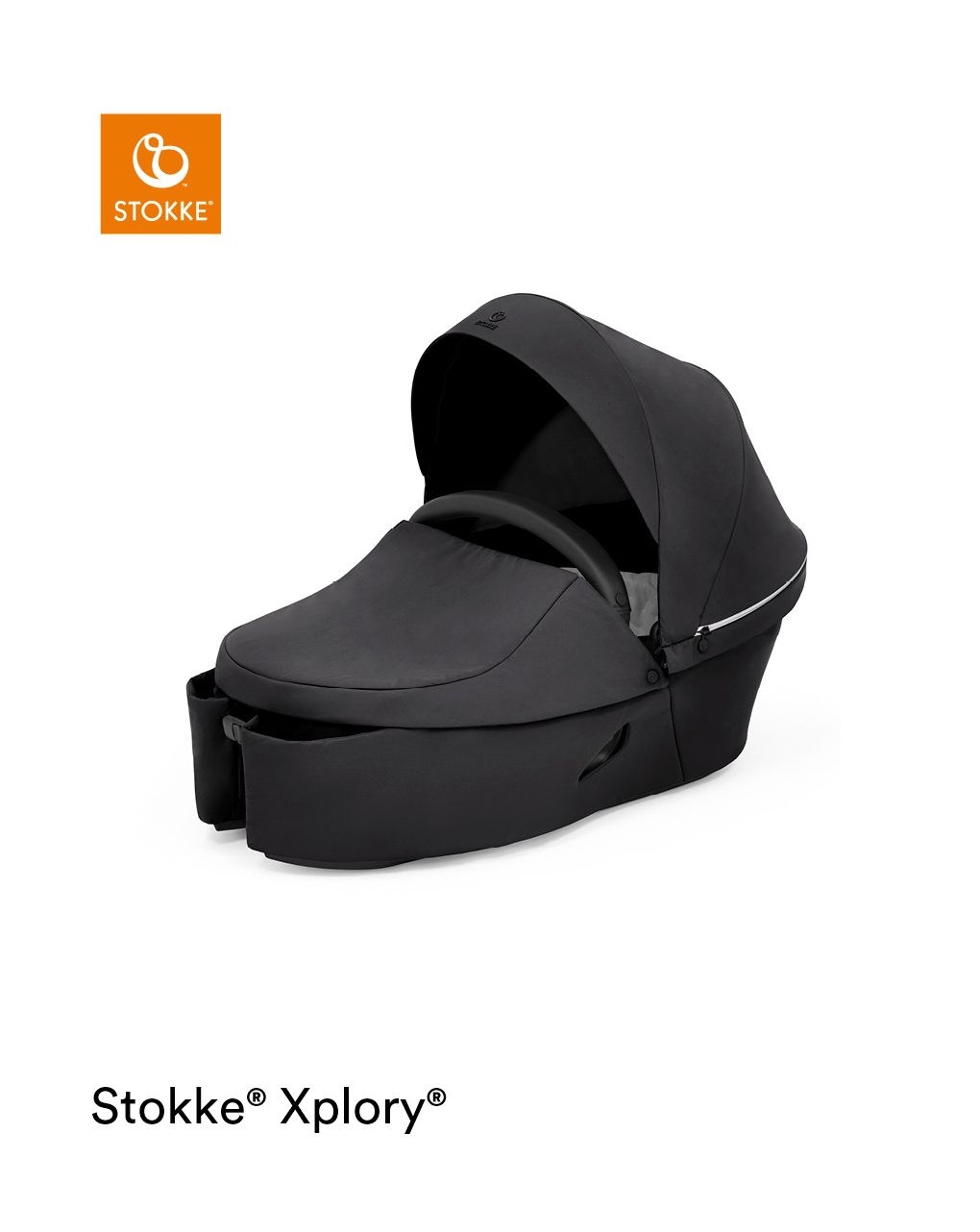 Navetta stokke® xplory® x per il comfort del neonato anche fuori casa - Stokke