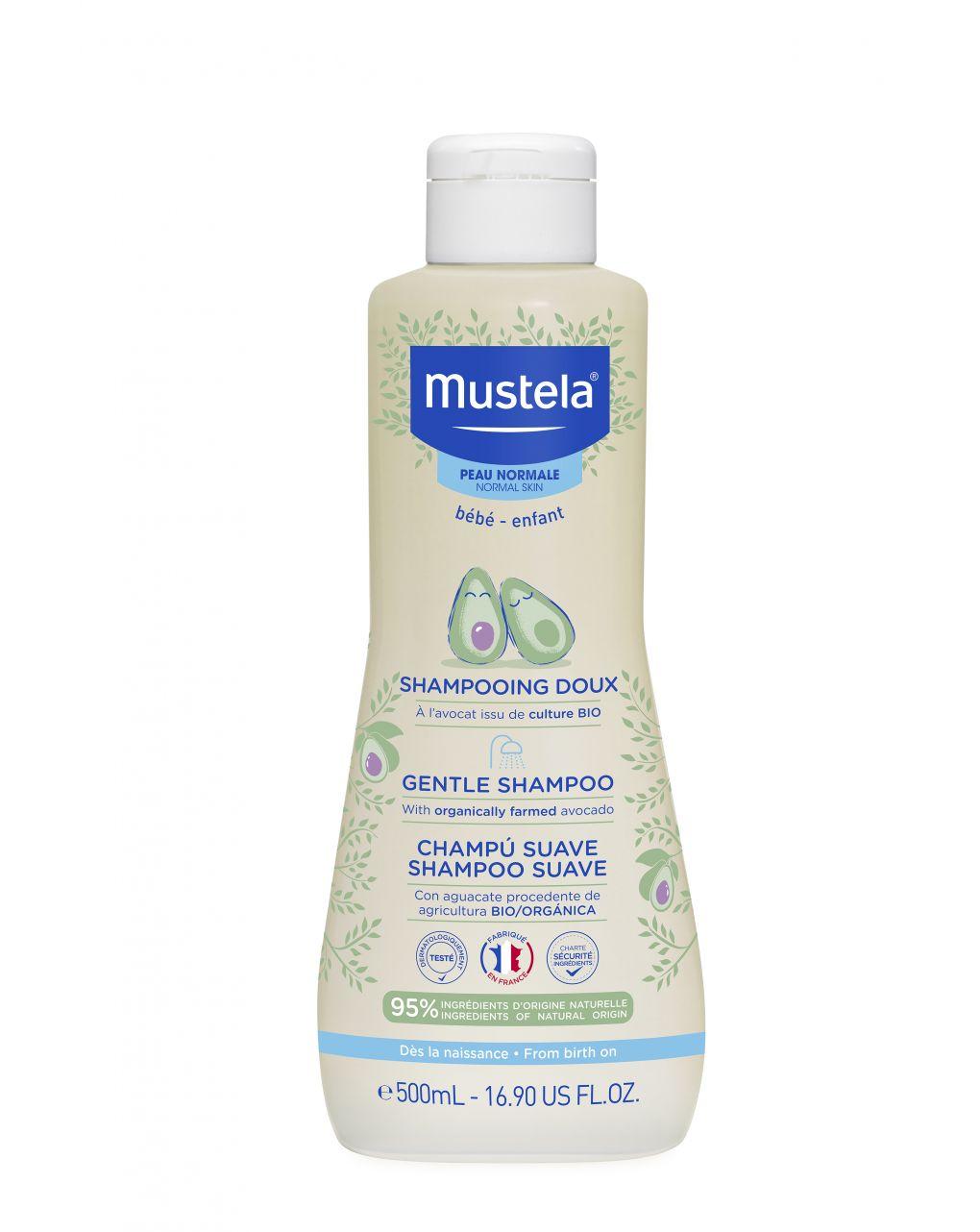 Shampoo dolce 500ml - Mustela