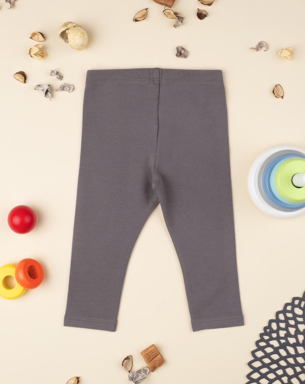 Leggings total grey baby - Prénatal