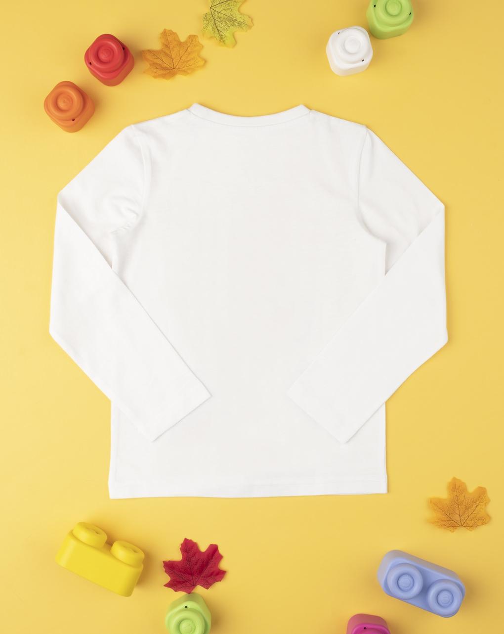 T-shirt boy stampata - Prénatal