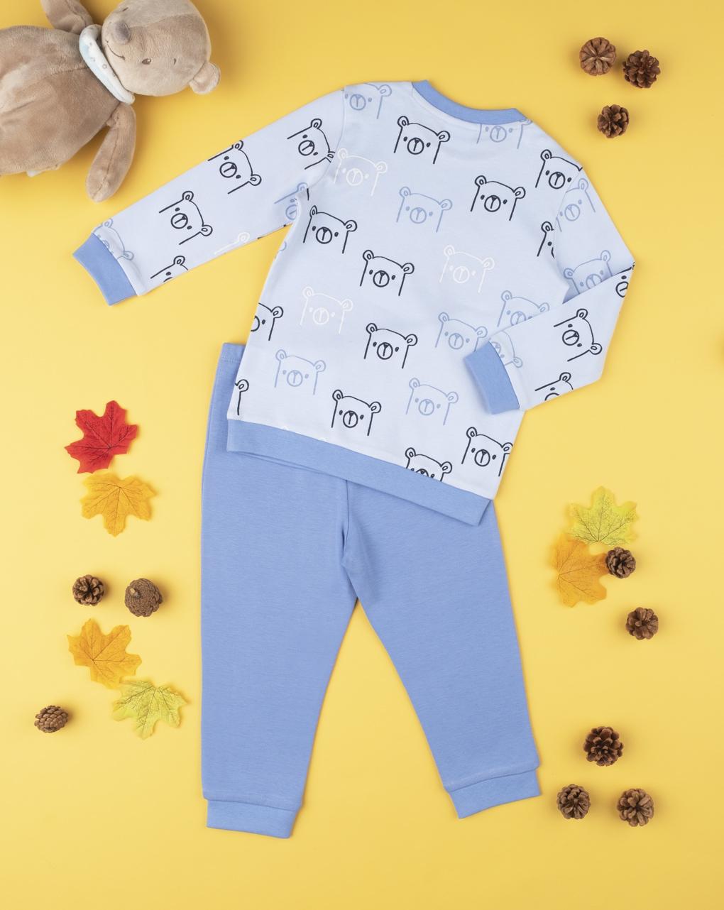 "Completo pigiama boy ""orsetto"" - Prénatal"