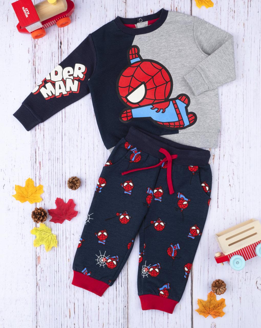 "Completo jogging boy ""spiderman"" - Prénatal"