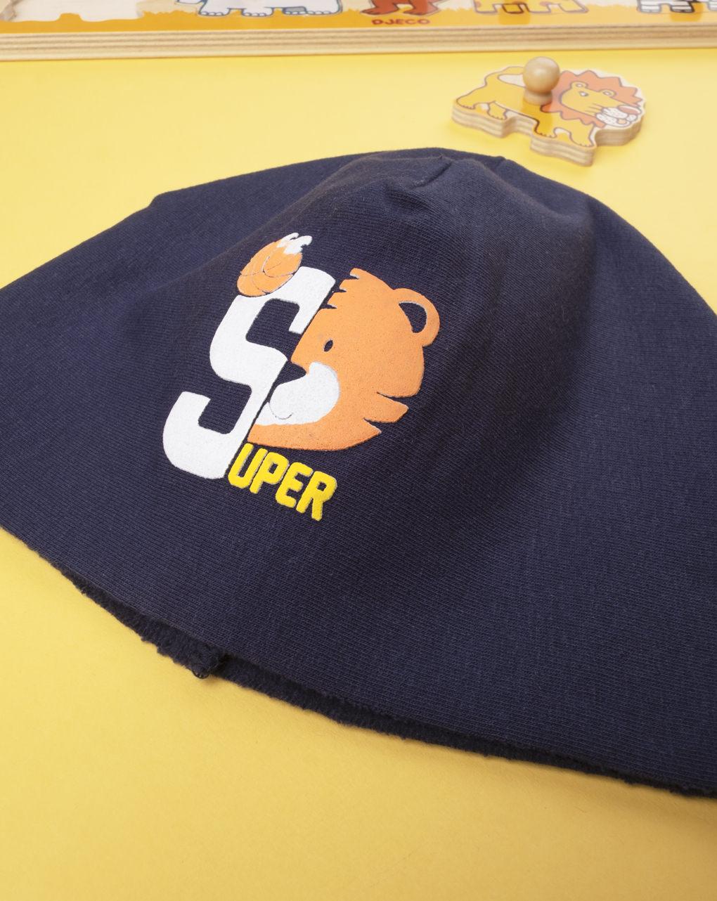"Cappello baby boy ""super"" - Prénatal"