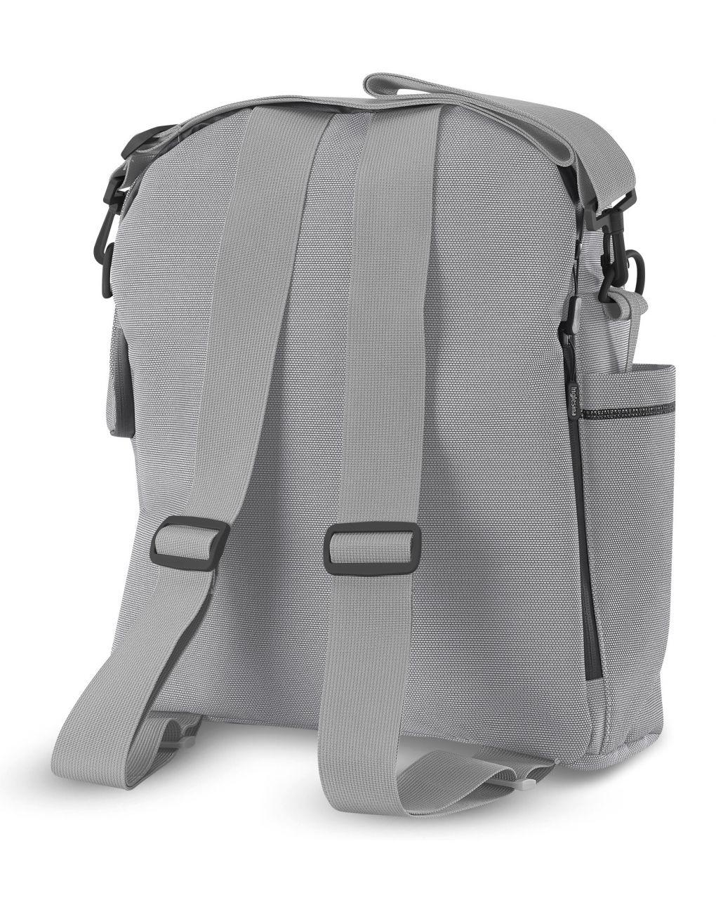 Borsa aptica xt adventure bag - colore horizon grey - Inglesina
