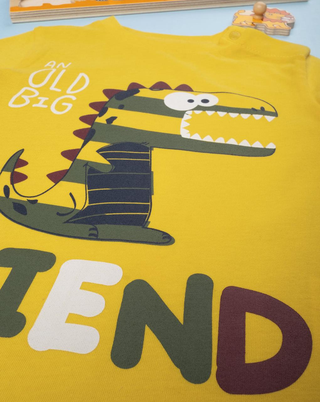 """T-shirt boy """"friend"""" - Prénatal"""