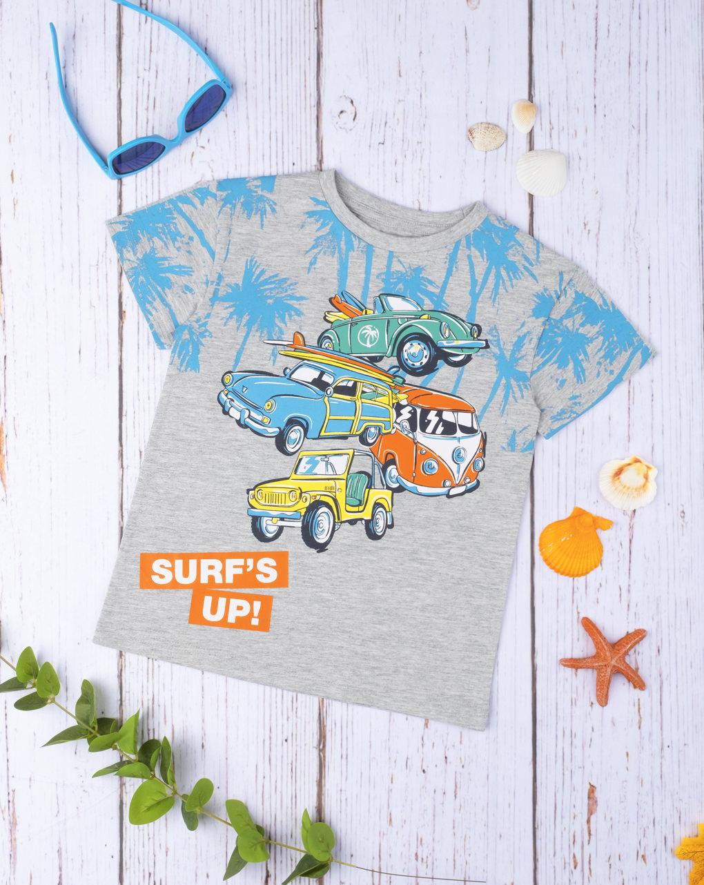"""T-shirt boy """"surf up"""" - Prénatal"""