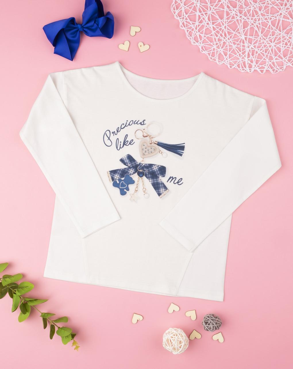 """T-shirt girl """"precious like"""" - Prénatal"""