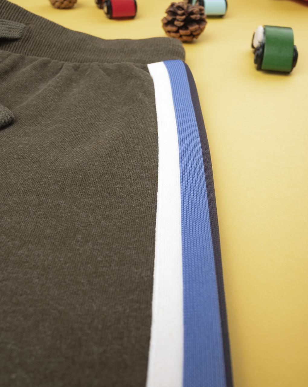 Pantaloni boy con stripes - Prénatal
