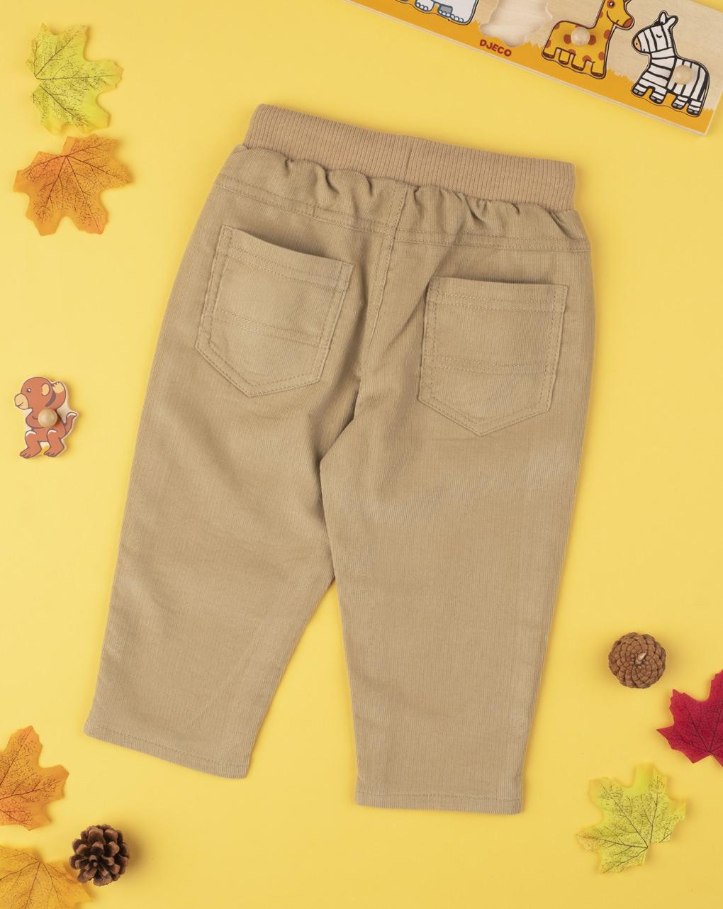 "Pantalone boy ""original adventure"" - Prénatal"