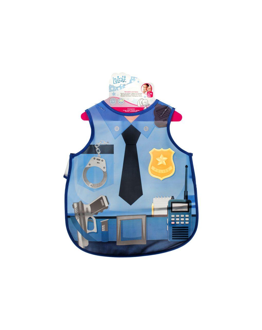 Bavaglino poliziotto - Lullabi