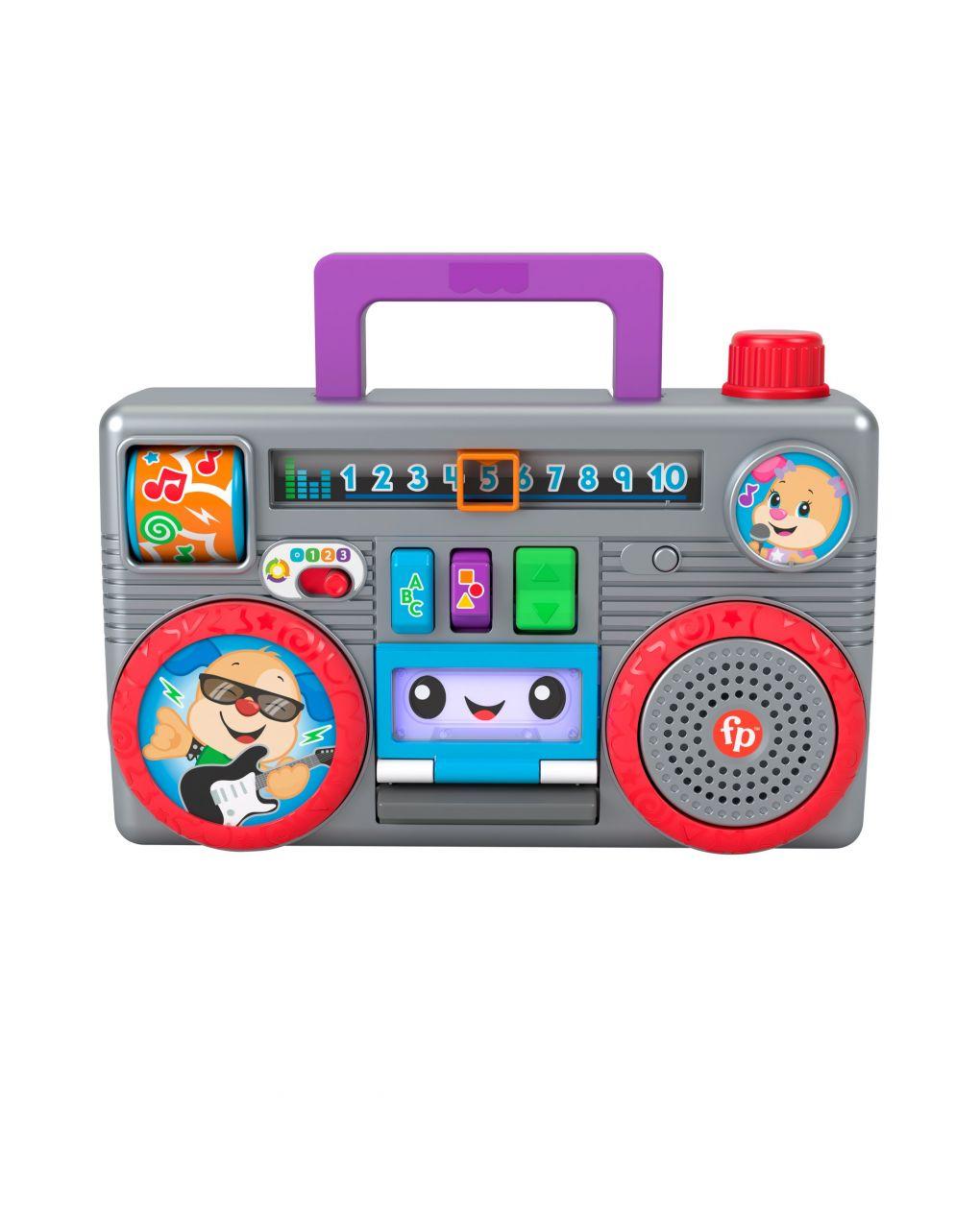 Fisher price - stereo baby dj - Fisher-Price
