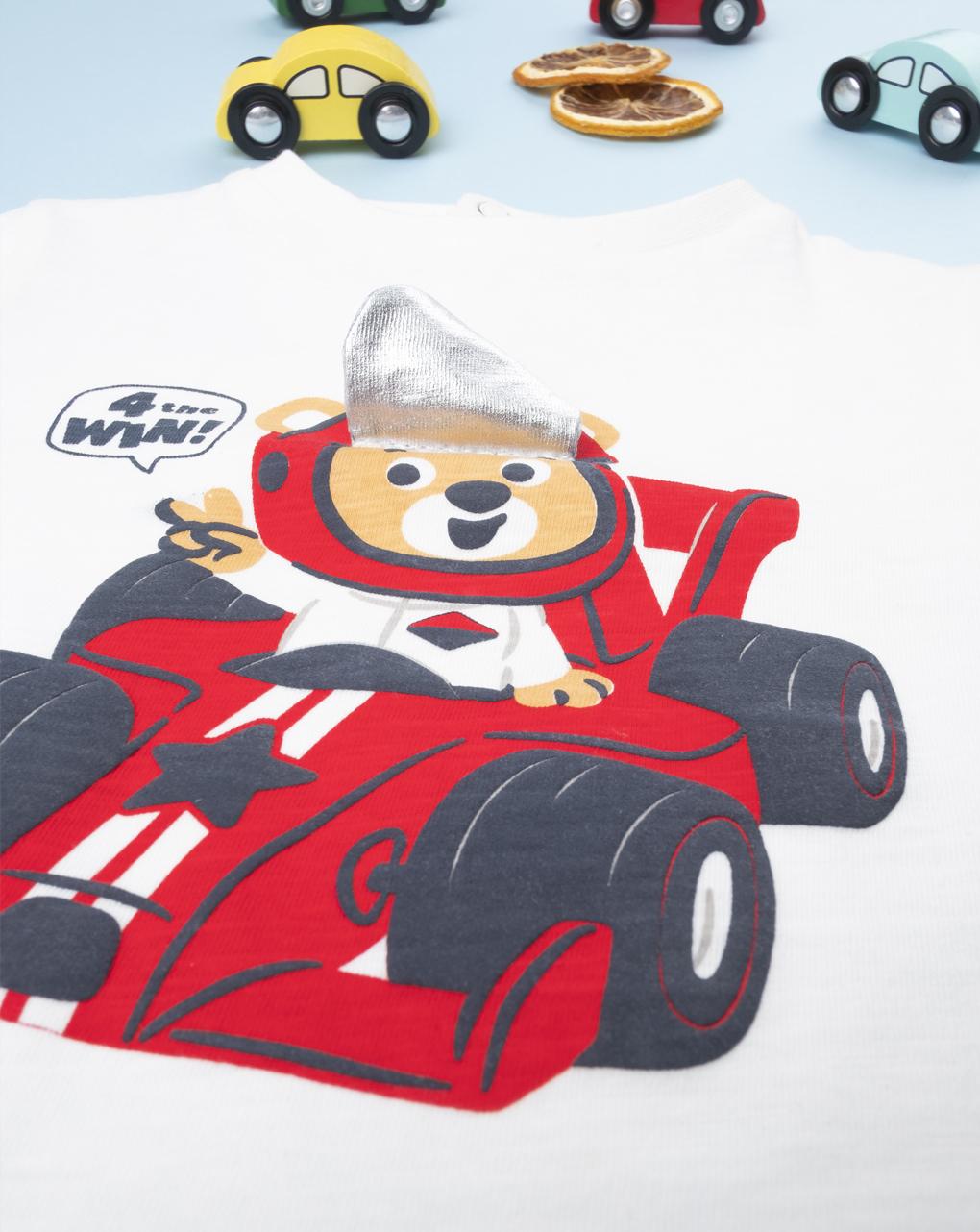 """T-shirt boy """"racer"""" - Prénatal"""