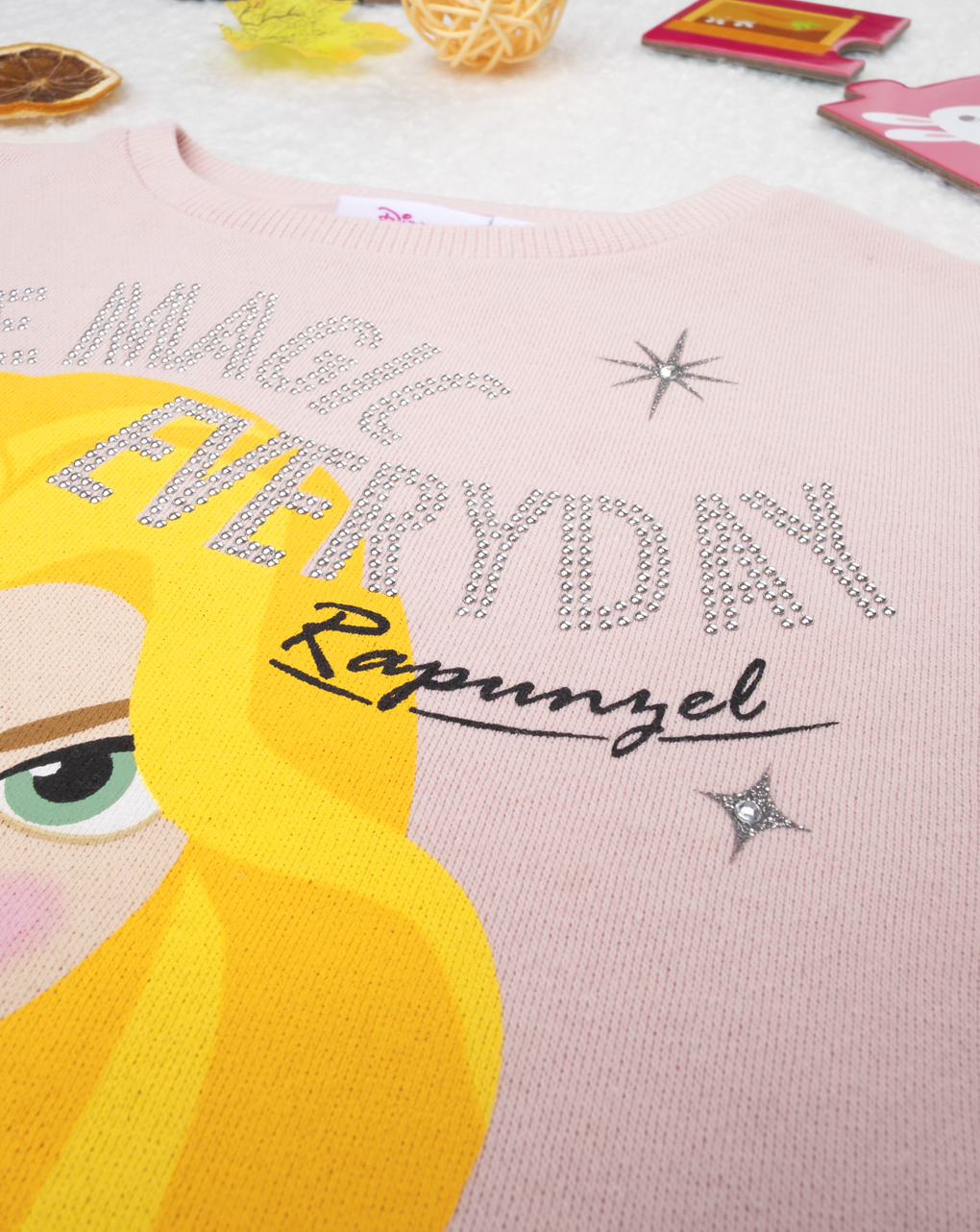 """Maglia felpa girl """"rapunzel"""" - Prénatal"""