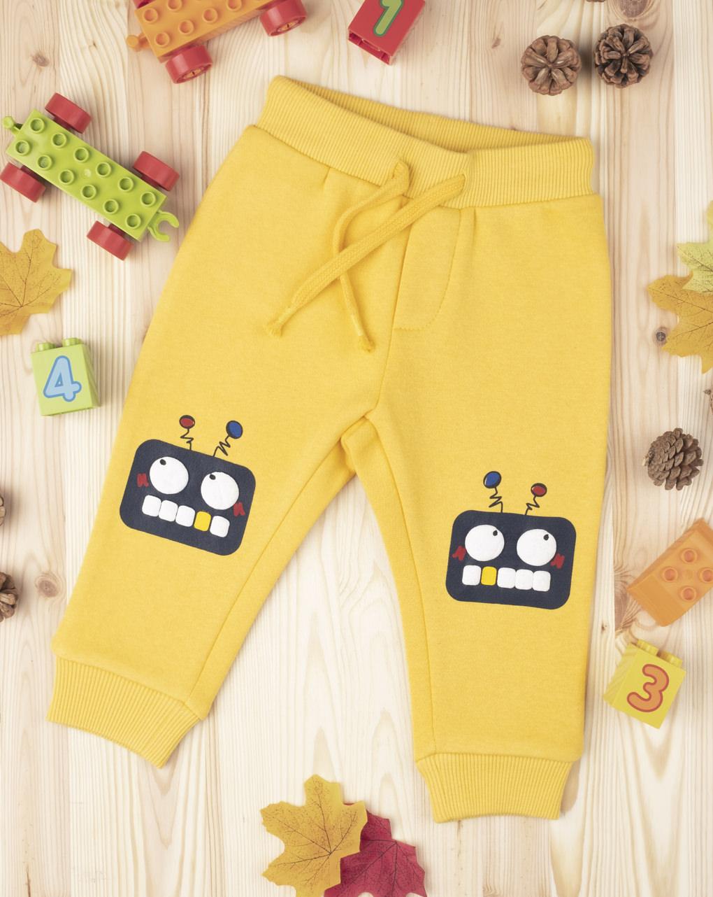 "Pantalone boy ""robot"" - Prénatal"