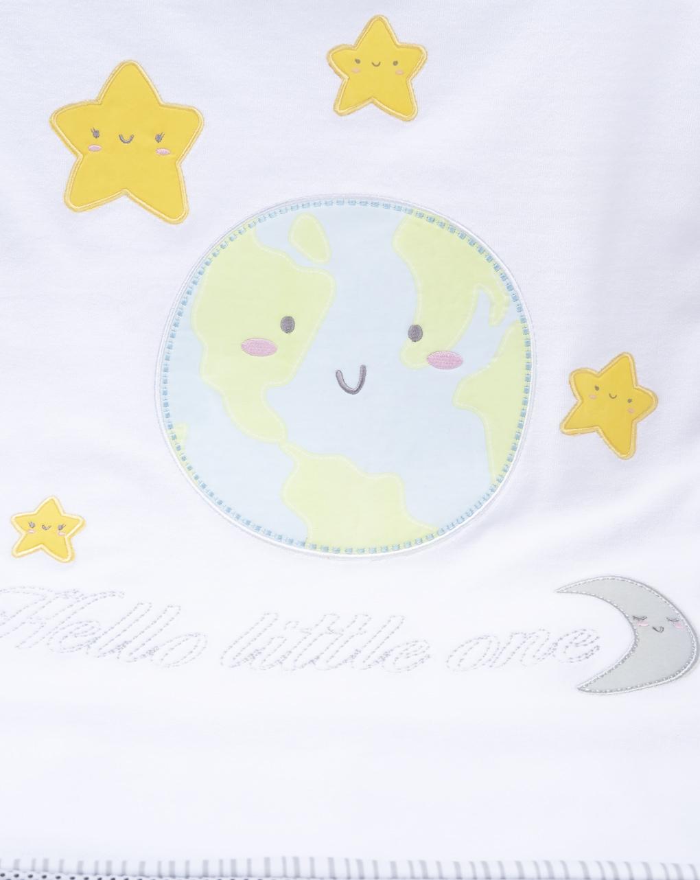 """Coperta culla unisex """"sun color"""" - Prénatal"""