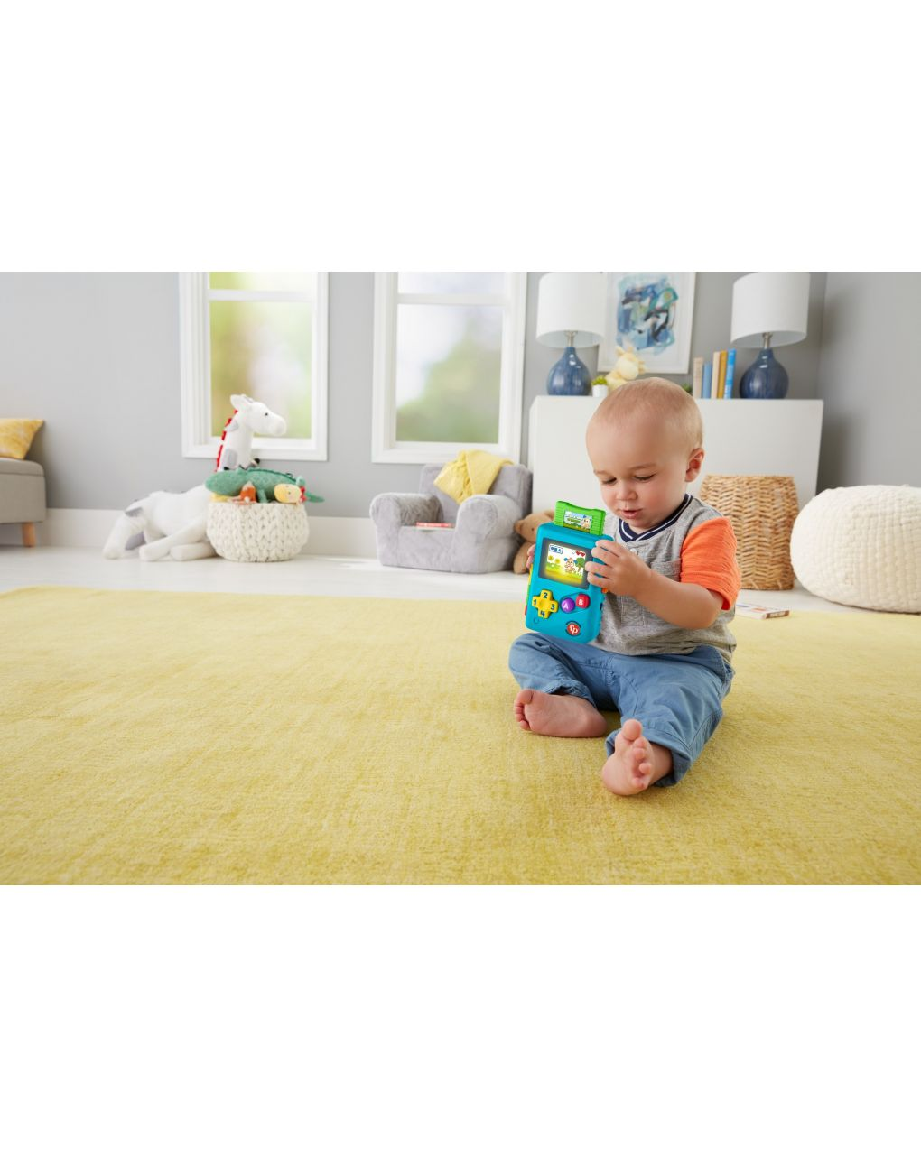 Fisher price - baby console gioca e vai - Fisher-Price